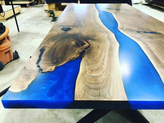 Epoxy Table Tops – Woodify
