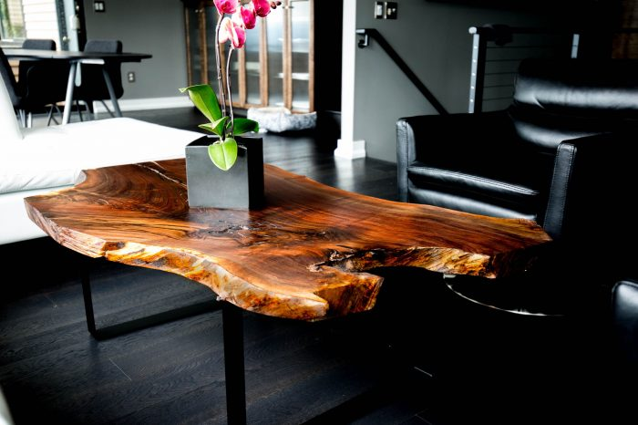Live Edge and Reclaimed Wood Products