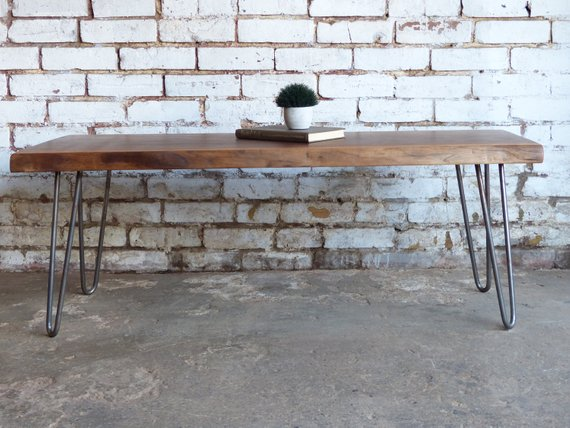 Live Edge Coffee Tables-Custom Made