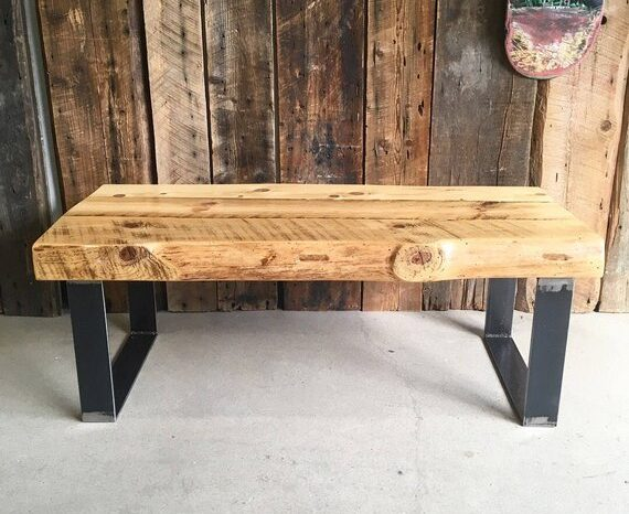 Custom Wood Coffee Tables