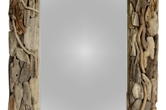 The Natural Driftwood Mirror