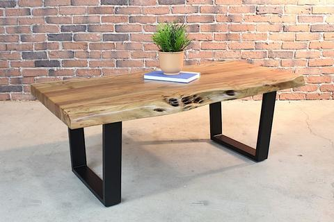 Limited Edition Wood Coffee Tables in Stock