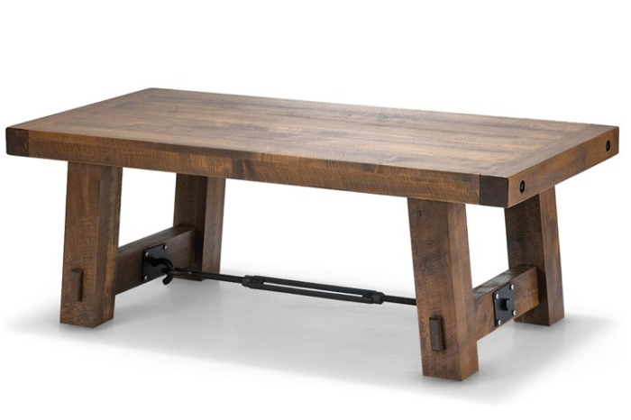 The Unique Turnbuckle Coffee Table