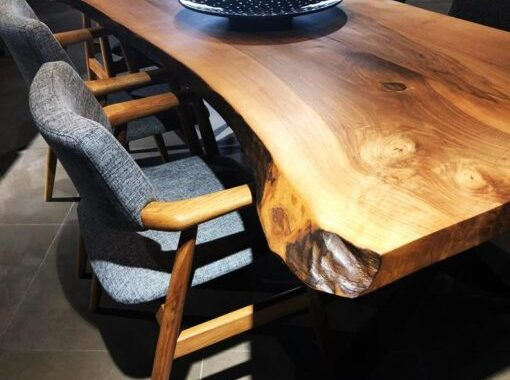 Live Edge Ontario Tables-Reclaimed Wood
